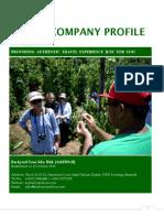 Backyard Tour Sdn Bhd - Company Profile