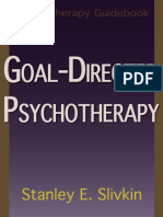 Goal Directed Psychotherapy
