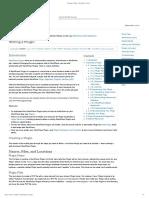 Writing a Plugin « WordPress Codex