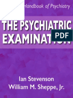 Psychiatric Examination