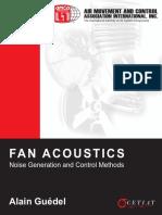 Fan Acoustics