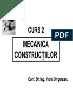 Curs2_Mecanica Constructiilor