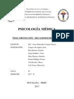 Psicologia Mecanismo