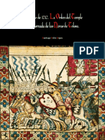 16 de Julio de 1212. La Orden Del Temple en La Jornada de Las Navas de Tolosa