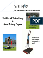 V8 Speed - Vertical Training Program