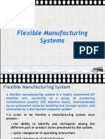 4 Flexible Manufacturing Systems