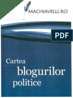 CARTEA BLOGURILOR POLITICE