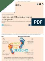 Evite que 2018 lo alcance sin un presupuesto _ El Economista.pdf