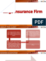 Large Insurance Firm