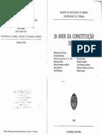 Francisco Lucas Pires - O factor comunitário no desenvolvimento constitucional português