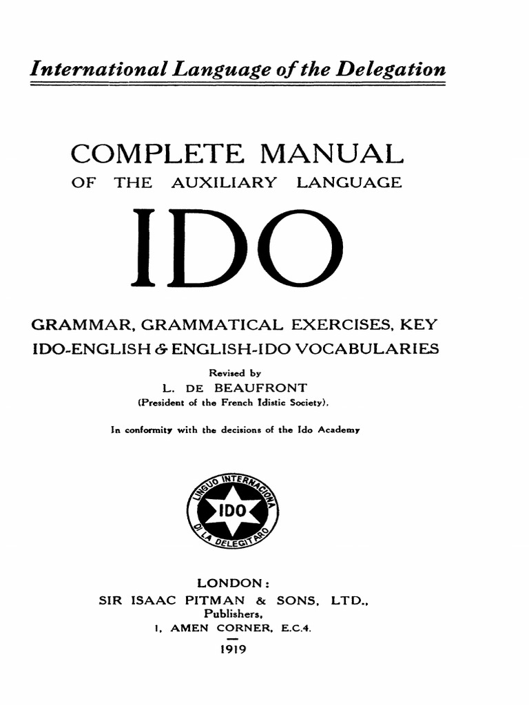 L de beaufront complete manual of auxiliary lanb ok human l de beaufront complete manual of auxiliary lanb ok human communication grammar fandeluxe Images
