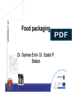 Food Packaging Ppt