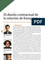 Diseo Contractual de La Relacion de Franquicia1