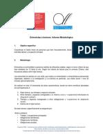 informe metodologico