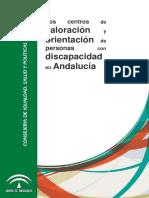 Los Centros de Valoracion y Orientacion de Personas Con Discapacidad en Andalucia