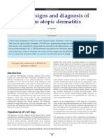 Clinical Sight Atopic Dermatitis