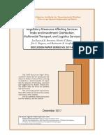 Philippine Institute for Development Studies Discussion Paper