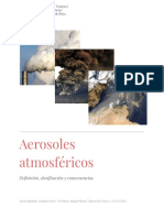 Ppt Aerosoles Atmosféricos