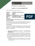 Resolución 562 2012 Sunarp Tr t