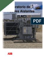 Analisis de Aceite ABB