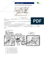Português para Estrangeiros - Lição 10 - Exercício 01 - Artigos Definidos e Indefinidos. Gênero