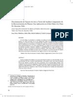 Microestructura de Plumas