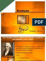Evolucão - Alencar