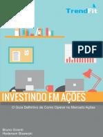 eBook Aprenda a Investir Em Acoes