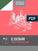 Perez Marin Patricio Y Poirot Vilamitjana Andres - El Escenario - Lugar de Trabajo en Equipo