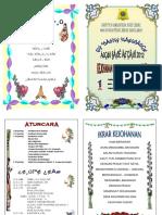 Buku Program Sukan 2012