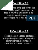 II Corintios - 007