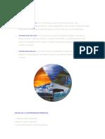 Tipos de Contaminacion Ambiental
