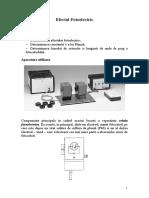 Efectul fotoelectric-laborator