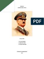 Makalah Adolf Hitler