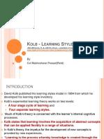 Kolb Learningstyles 171230055442