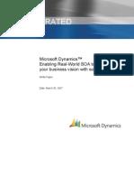 Microsoft Dynamics SOA Whitepaper