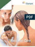 Personal Care Product Range Latin America English Version