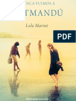 Nunca Fuimos a Katmandu - Lola Marine