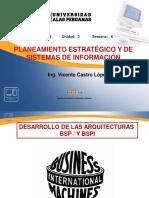 SEMANA 06_2 Desarrollo Arquitectura BSP I(1)