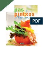 Susaeta - Tapas Y Pintxos Con Thermomix