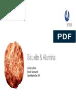 Hydro Cmd 2016 Bauxite and Alumina