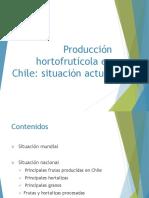 Clase 1 Producción Hortofrutícola en Chile