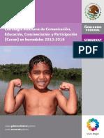 Mexico National Cepa Strategy 2010-2015