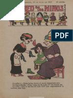 Correo de Los Niños Nº 15 (16.07.1913)