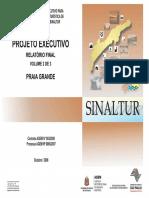 SINALTUR - Projeto Executivo - Praia Grande