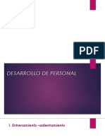 desarrollo de personal diapositivas
