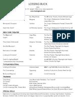 lossing buck website resume 1-16