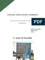 03 M1 Taller Adolescencia, Cultura Escrita y Ciudadanía - Rubén Pérez Buendía - Juventud-cultura-escrita-y-ciudadania