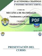 Mecanica de Materiales_clase 1.Pptx