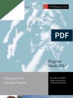 Internships International Students in Program Guide SU 10